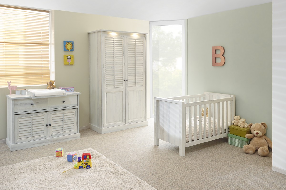 Babykamer Aruba van Meubar