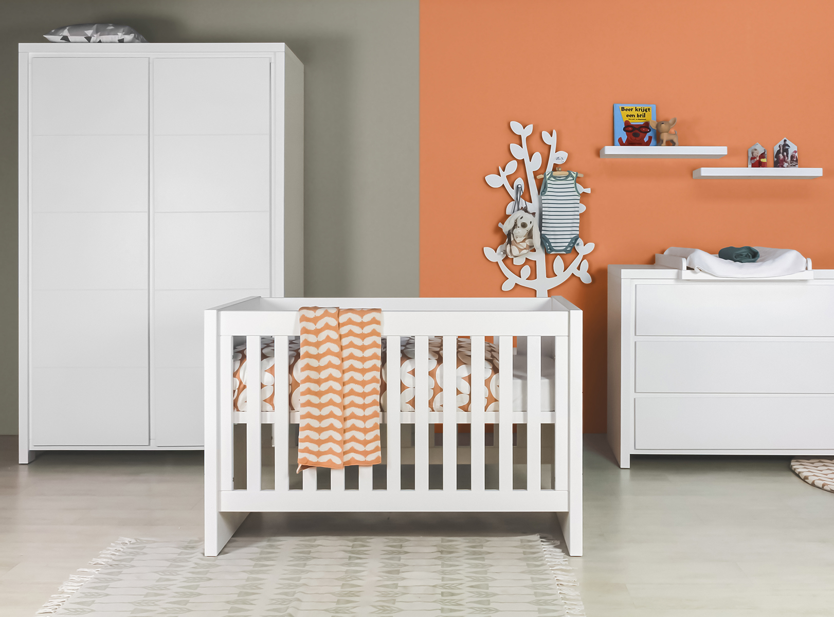 Babykamer Camille van Bopita