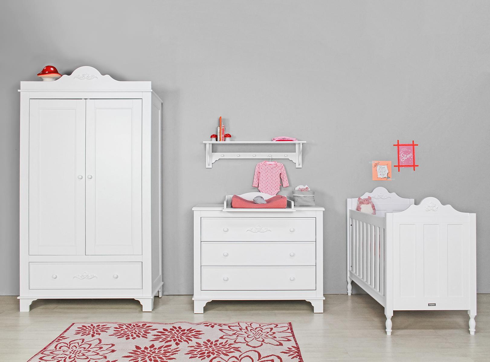Babykamer Romantic van Bopita
