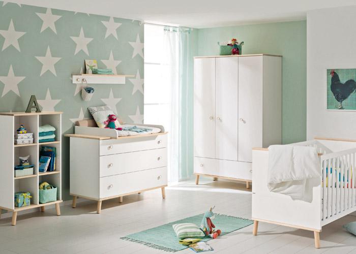 Babykamer Ylvie van Paidi